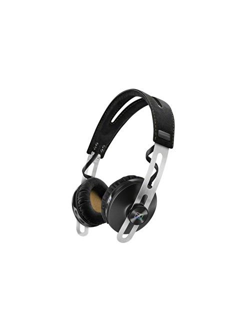 Sennheiser Momentum On-Ear Wireless Active NoiseGard Kulaküstü Kulaklık Siyah